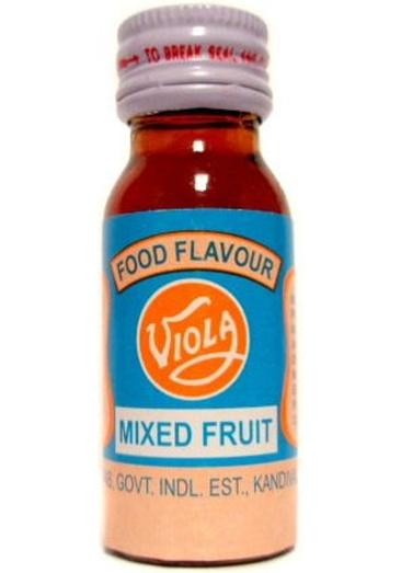 Viola Mixed Fruit Food Flavor 0.67 FL.OZ
