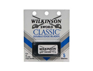 Wilkinson Sword Classic Double Edge Blade (5 Pack)