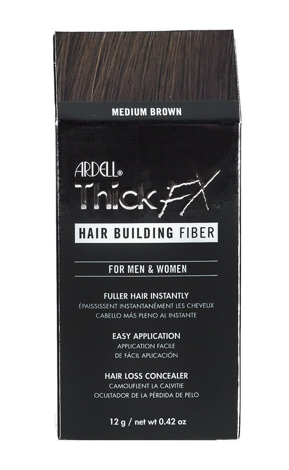 Ardell Thick FX Hair Building Fiber Medium Brown