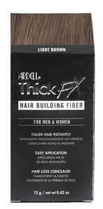 Ardell Thick FX Hair Building Fiber Light Brown