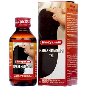 Baidyanath Mahabhringraj Hair Oil 200ml