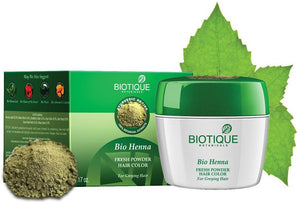 Biotique Henna Fresh Powder Hair Color