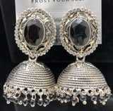 E7 Indian Jhumka Jewelry Earrings