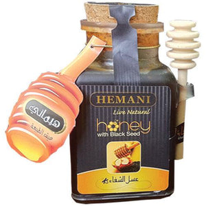 Hemani Honey With Black Seed 310gm