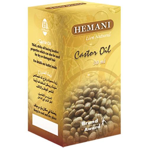 Hemani Castor Essential Oil 30ml
