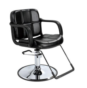 Classic Hydraulic Barber Chair Salon Beauty Spa Styling Black