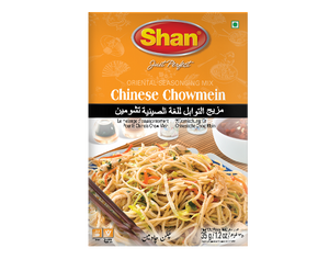 Shan Chinese Chowmein 35g