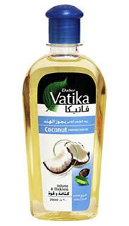 Dabur Vatika Coconut Enriched Hair Oil