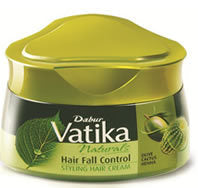Dabur Vatika Hair Fall Control Hair Cream