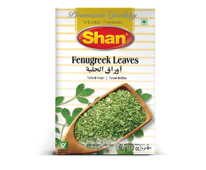 Shan Fenugreek Leaves 50g