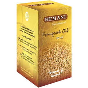 Hemani Fenugreek Seed Essential Oil 30ml