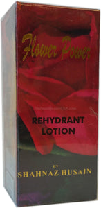 Flower Power Rehydrant Lotion White Water Lily 100ml