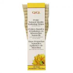 GIGI Petite Natural Epilating Strips 100