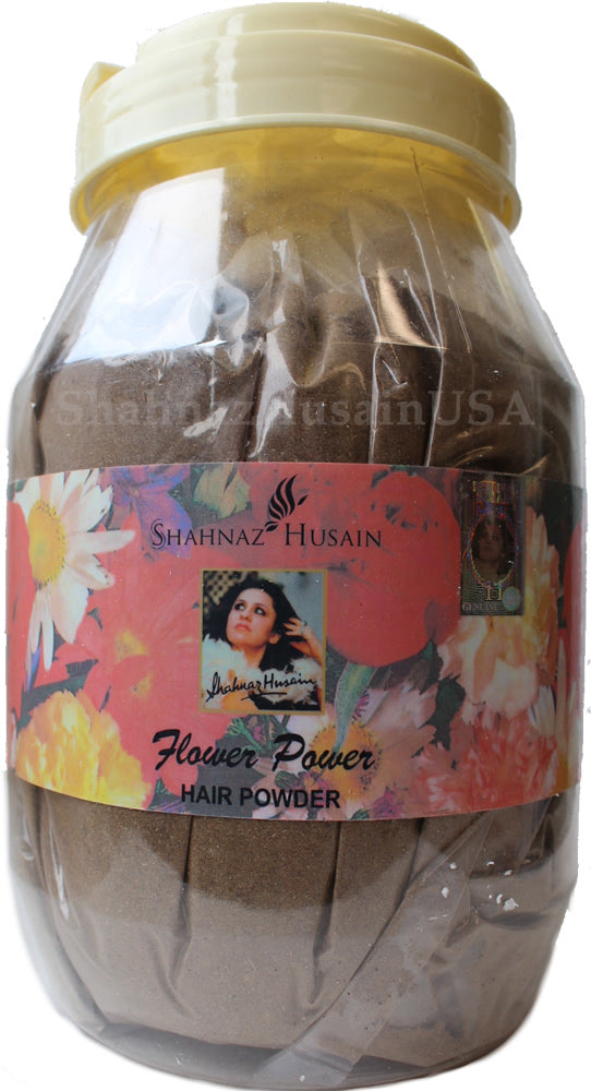 1000g Shahnaz Flower Power Hair  treatment Powder