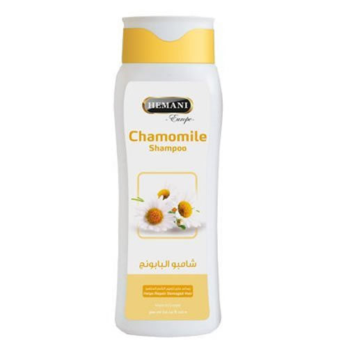 300ml Hemani Herbal Chamomile Shampoo