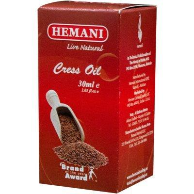 Hemani Cress Oil 30ml