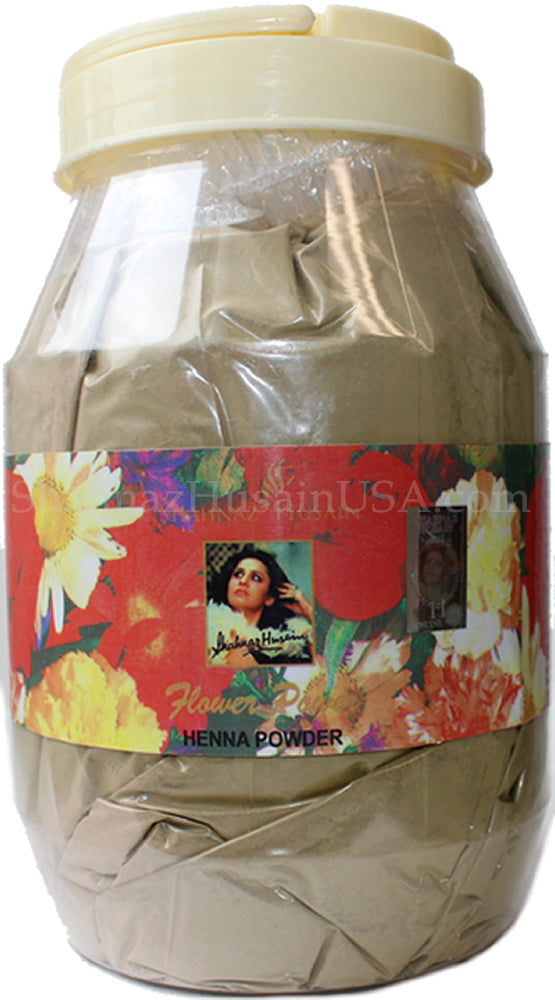 1000g Flower Power Henna Powder Natural Hair Dye