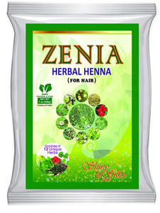 200g Zenia Herbal Henna 12 Unique Herbs