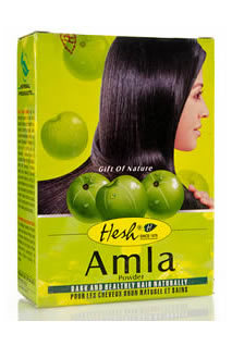 Hesh Amla indian gooseberry Powder for hair  100g