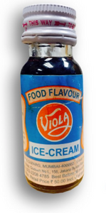 Viola Ice Cream Food Flavor 0.67 FL.OZ