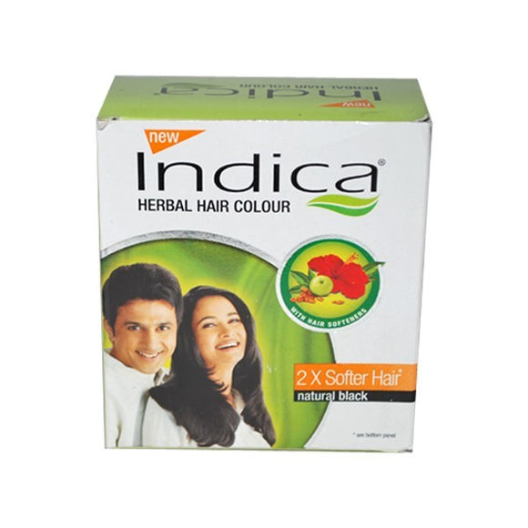 Indica Herbal Black Hair Dye