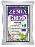 1000g Zenia Indigo Powder Hair / Beard Dye Color