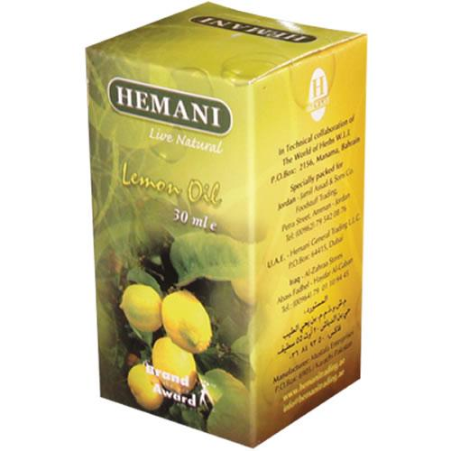 Hemani Lemon Essential Oil 30ml