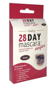 Godefroy 28 day Mascara Black (Single Application)