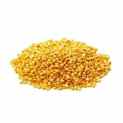 Moong Dal / Split Yellow Lentils 4lb