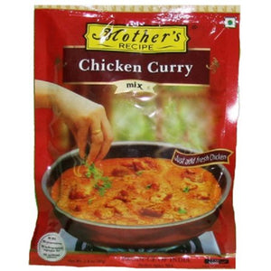Mother's Recipe Chicken Curry Mix (80g)