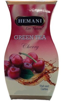 Hemani Green Tea Cherry 40g