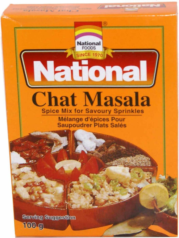 National Chat Masala 100g