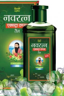 Extra Thanda Cooling  Himani Navratna  Oil  100ml