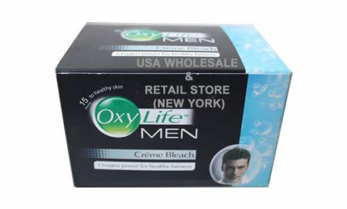 Oxy Bleach for Men Creme