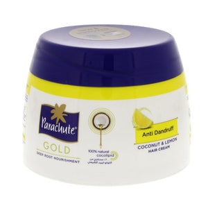 Parachute Gold Coconut Hair Cream  & Lemon 140ml