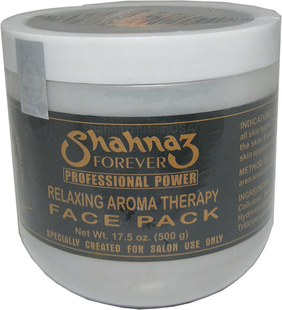 Professional Power Relaxing Aroma Therapy Face Pack 500g
