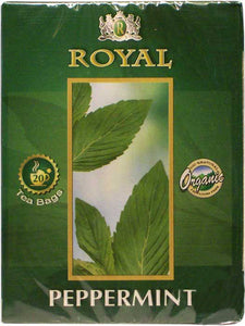 Royal Peppermint Tea 20 Tea Bags