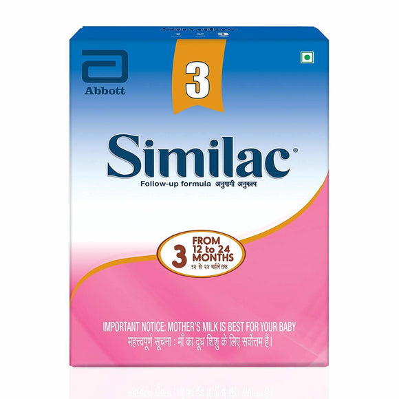 Abbott Similac Infant Formula Stage 3 (12 to 24 months) 400g