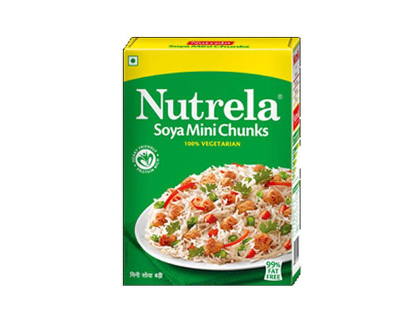 Nutrela Soya Mini Chunks 200g