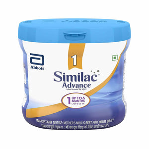 Abbott Similac Advance Infant Formula Stage 1 (up to 6 months) 400g.