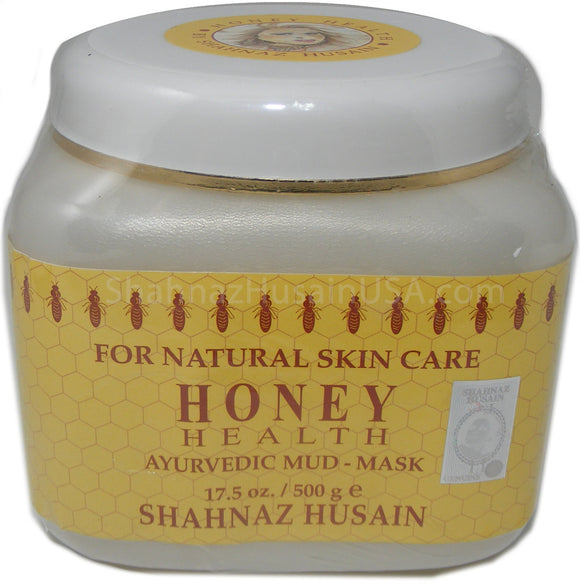 Honey Health Ayurvedic Mud Mask Salon Size