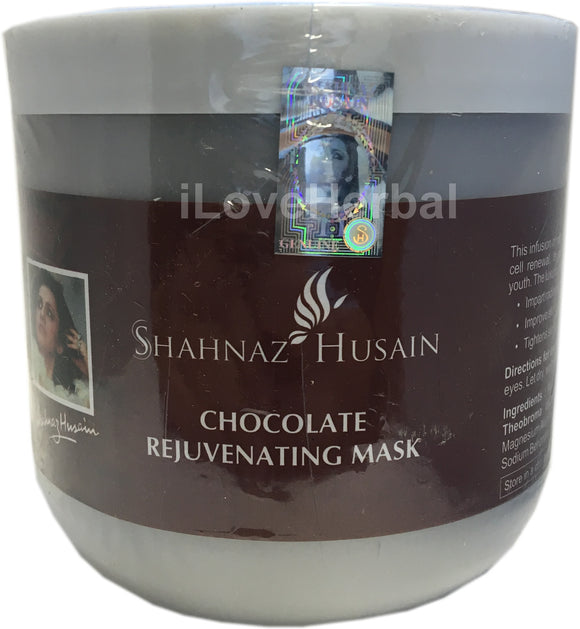 Salon Size Shahnaz Chocolate Face Pack Mask