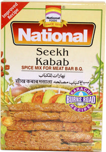 National Seekh Kabab 100g