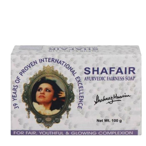 Shahnaz Shafair Body Care Cleanser Fairness Soap Bar