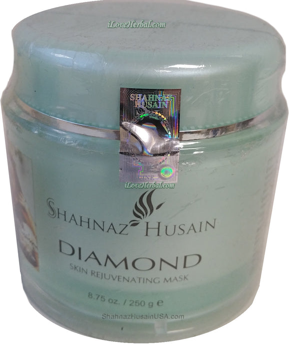 Salon Size Shahnaz Diamond  Skin Rejuvenating face Mask