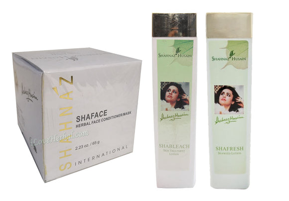 Shableach & Shaface Pigmentation Blemishes kit