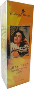Shascreen Ayurvedic Sun Care Protective Lotion