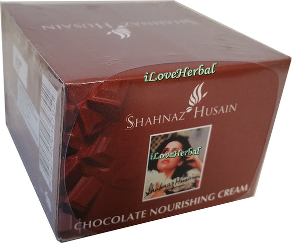 Shahnaz Husain Chocolate Nourising cream 40gm