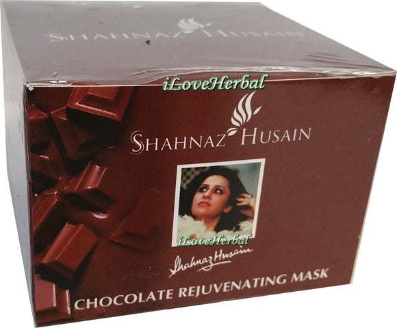Shahnaz Husain Chocolate Rejuvenating Mask 100gm