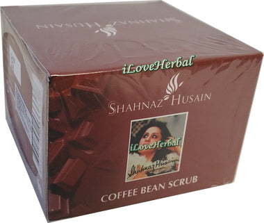 Shahnaz Husain Coffee bean Scrub 40gm